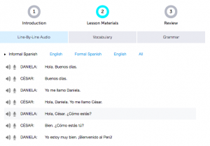Can you practise writing Spanish with Spanish Pod 101? A Review